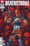 Cover Thumbnail for Deathstroke (2016 series) #29 [Shane Davis Cover]