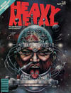 Cover for Heavy Metal Magazine (Heavy Metal, 1977 series) #v2#12 [Newsstand]
