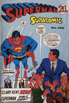 Cover for Superman Supacomic (K. G. Murray, 1959 series) #128