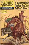 Cover for Classics Illustrated (Gilberton, 1947 series) #24 - A Connecticut Yankee in King Arthur's Court [HRN 164]