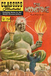 Cover for Classics Illustrated (Gilberton, 1947 series) #30 - The Moonstone [HRN 167 - Painted Cover]