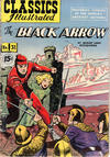 Cover for Classics Illustrated (Gilberton, 1947 series) #31 [HRN 51] - The Black Arrow [HRN 125 [15 cent cover]]