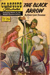 Cover for Classics Illustrated (Gilberton, 1947 series) #31 - The Black Arrow [HRN 161]