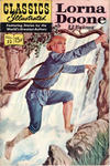 Cover for Classics Illustrated (Gilberton, 1947 series) #32 - Lorna Doone [HRN 165]