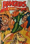 Cover for Rangers Comics (H. John Edwards, 1950 ? series) #12