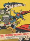 Cover for Stålmannen (Centerförlaget, 1949 series) #6/1956