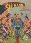 Cover for Stålmannen (Centerförlaget, 1949 series) #21/1956