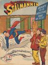 Cover for Stålmannen (Centerförlaget, 1949 series) #3/1953