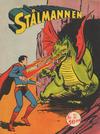 Cover for Stålmannen (Centerförlaget, 1949 series) #2/1956