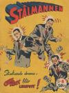 Cover for Stålmannen (Centerförlaget, 1949 series) #6/1953