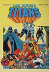 Cover for Les Jeunes Titans (Arédit-Artima, 1982 series) #1