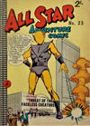 Cover for All Star Adventure Comic (K. G. Murray, 1959 series) #23