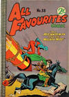 Cover for All Favourites Comic (K. G. Murray, 1960 series) #38