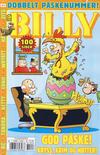 Cover for Billy (Hjemmet / Egmont, 1998 series) #6-7/2018