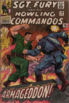 Cover for Sgt. Fury (Marvel, 1963 series) #29 [British]
