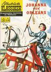 Cover for Illustrierte Klassiker [Classics Illustrated] (Norbert Hethke Verlag, 1991 series) #30 - Johanna von Orleans