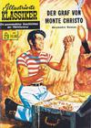 Cover for Illustrierte Klassiker [Classics Illustrated] (Norbert Hethke Verlag, 1991 series) #29 - Der Graf von Monte Christo