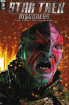 Cover for Star Trek: Discovery: The Light of Kahless (IDW, 2017 series) #3 [Cover A]