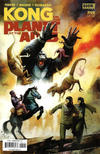 Cover for Kong on the Planet of the Apes (Boom! Studios, 2017 series) #5 [Cover A Mike Huddleston]