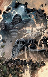 Cover for Kong on the Planet of the Apes (Boom! Studios, 2017 series) #5 [Cover B Carlos Magno Connecting Variant]