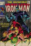 Cover Thumbnail for Iron Man (1968 series) #14 [British]