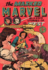 Cover for The Masked Marvel (Atlas, 1953 ? series) #1