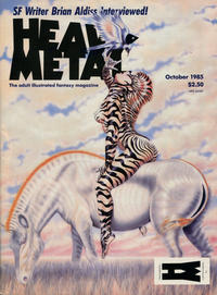 Cover Thumbnail for Heavy Metal Magazine (Heavy Metal, 1977 series) #v9#7 [Direct]