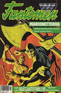 Cover Thumbnail for Fantomen (Semic, 1963 series) #12/1989