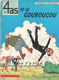Cover Thumbnail for Les 4 as (Casterman, 1964 series) #5 - Les 4 as et le couroucou