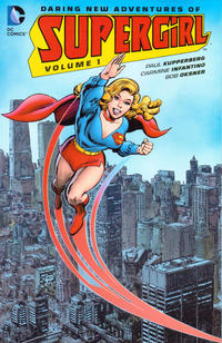 Cover Thumbnail for Daring New Adventures of Supergirl (DC, 2016 series) #1