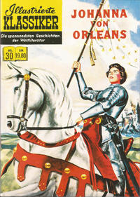 Cover Thumbnail for Illustrierte Klassiker [Classics Illustrated] (Norbert Hethke Verlag, 1991 series) #30 - Johanna von Orleans