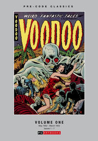 Cover Thumbnail for Pre-Code Classics: Voodoo (PS, 2018 series) #1