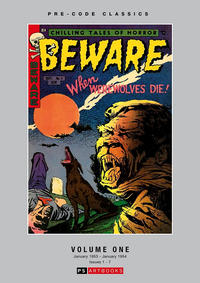 Cover Thumbnail for Pre-Code Classics: Beware (PS, 2018 series) #1