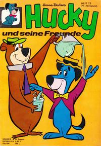 Cover Thumbnail for Hucky (Tessloff, 1963 series) #13