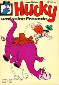 Cover Thumbnail for Hucky (Tessloff, 1963 series) #34