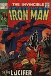Cover for Iron Man (Marvel, 1968 series) #20 [British]