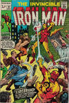 Cover for Iron Man (Marvel, 1968 series) #27 [British]