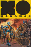 Cover for X-O Manowar (Valiant Entertainment, 2017 series) #2 - General