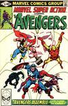Cover for Marvel Super Action (Marvel, 1977 series) #19 [Direct]