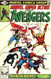Cover for Marvel Super Action (Marvel, 1977 series) #19 [Direct]