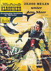 Cover for Illustrierte Klassiker [Classics Illustrated] (Norbert Hethke Verlag, 1991 series) #35 - 20.000 Meilen unter dem Meer