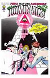 Cover Thumbnail for Illuminatus (1987 series) #1 [Eye-n-Apple Edition]