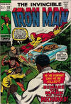 Cover for Iron Man (Marvel, 1968 series) #32 [British]