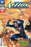 Cover for Action Comics (DC, 2011 series) #999 [Brett Booth & Norm Rapmund Cover]