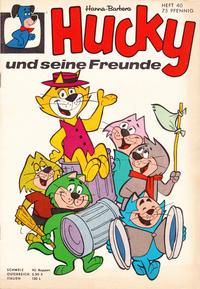 Cover Thumbnail for Hucky (Tessloff, 1963 series) #40