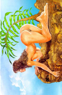 Cover Thumbnail For Cavewoman Journey Basement  Cover
