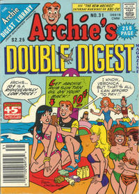 Cover Thumbnail for Archie's Double Digest Magazine (Archie, 1984 series) #31
