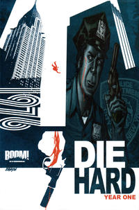 Cover Thumbnail for Die Hard: Year One (Boom! Studios, 2009 series) #1