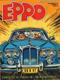 Cover Thumbnail for Eppo (Oberon, 1975 series) #6/1978