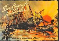 Cover Thumbnail for Der fliegende Holländer (Lehning, 1955 series) #2